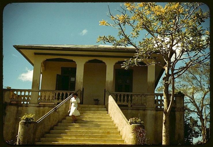 Puerto Rico, Library of Congress