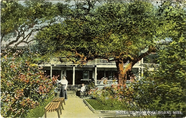 Montross Hotel, Biloxi, Miss