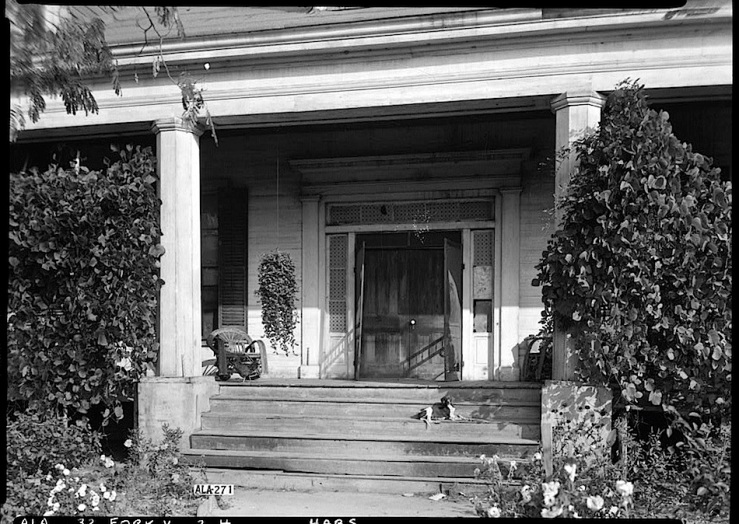 Strawberry Hill, 1936, HABS, Library of Congress