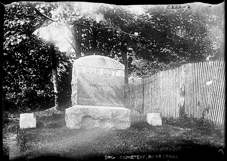 2 Hartsdale Pet Cemetary, Bain New Service, Library of Congress
