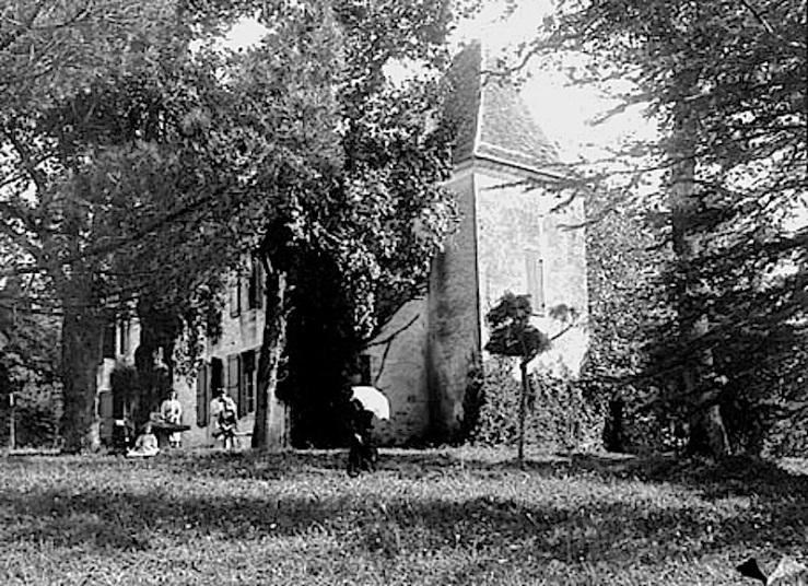 Maison Famille Lassagne 1897, Bibliotheque Toulouse