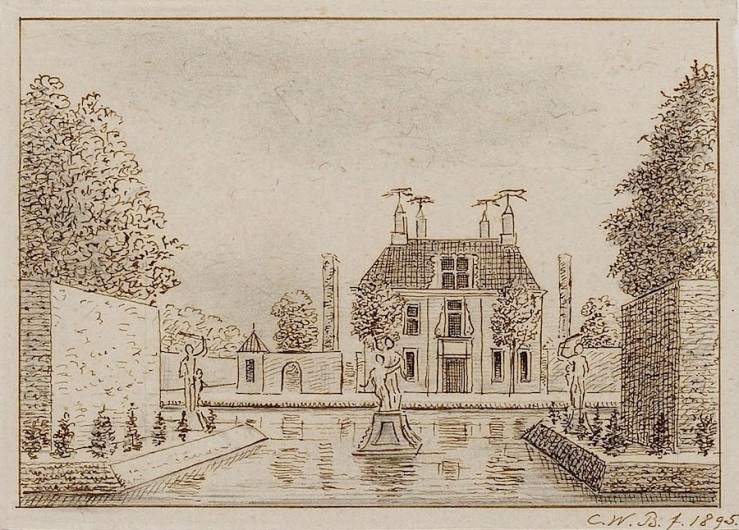 Nijenburg, 1889, Archief Alkmaar