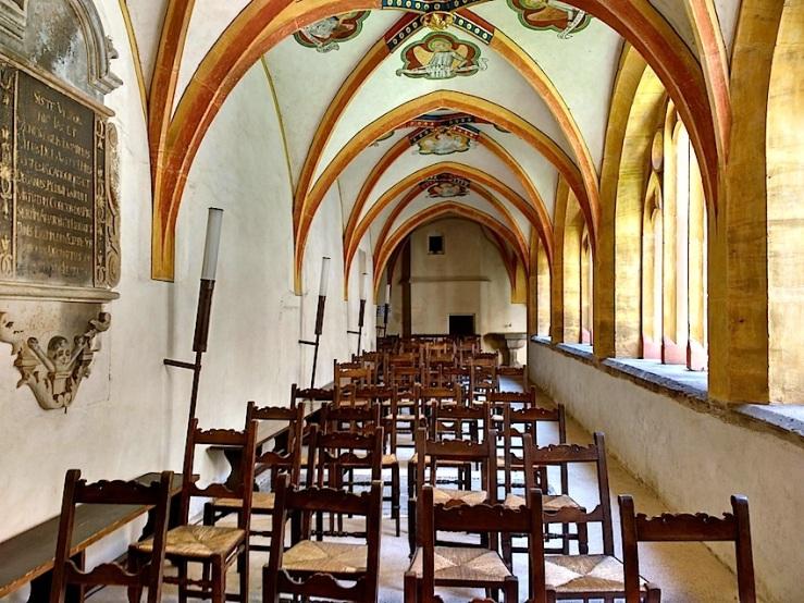 St. Pierre le Jeune 6, Strasbourg, Aug2016, by enclos*ure