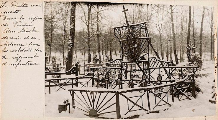 Verdun grave, university of caen, flickr