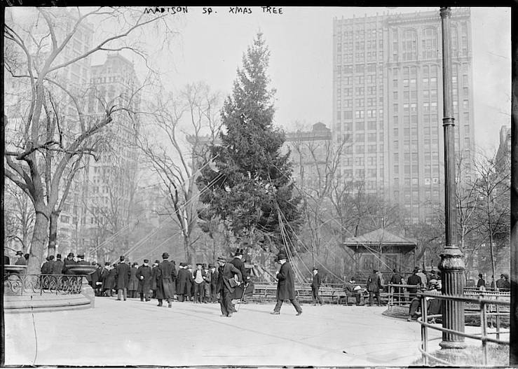 christmas-tree-2-madison-sq-garden-nyc-1913-bain-library-of-congress